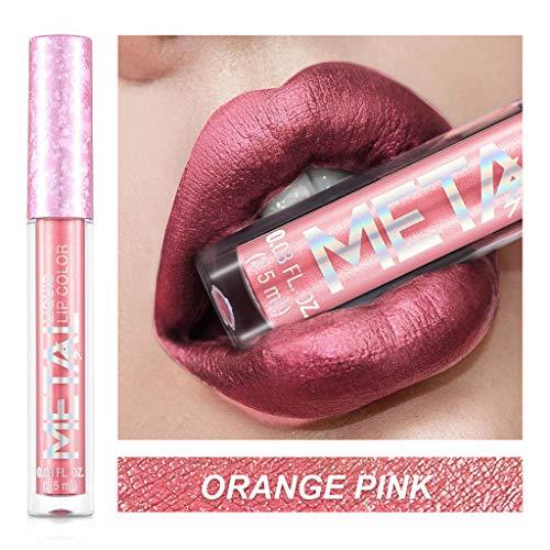 Dorical Lippenstift Wasserdichte Langlebige Lipgloss, Farbecht Moisturizing Lipstick...