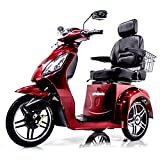 Ewheels Ew-36 Elite Recreational Electric Mobility Scooter for Adults...