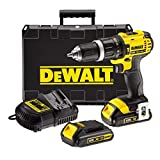 DeWALT DCD785C2 Keyless 350W 1580g Black, Orange power drill - Power Drills (350 W, 1.58 kg)