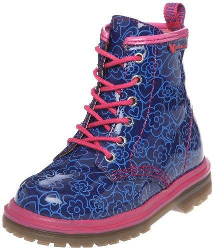 Agatha Ruiz de la Prada 121959 121959 - Zapatos para bebé de cuero para niña, color azul, talla 35