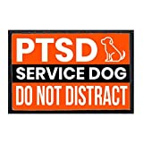PTSD Service Dog...image