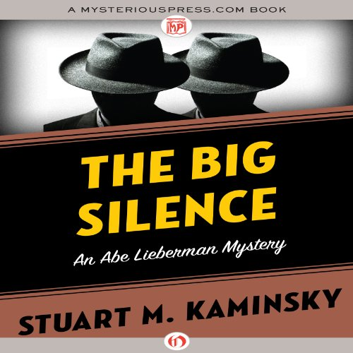 The Big Silence audiobook cover art