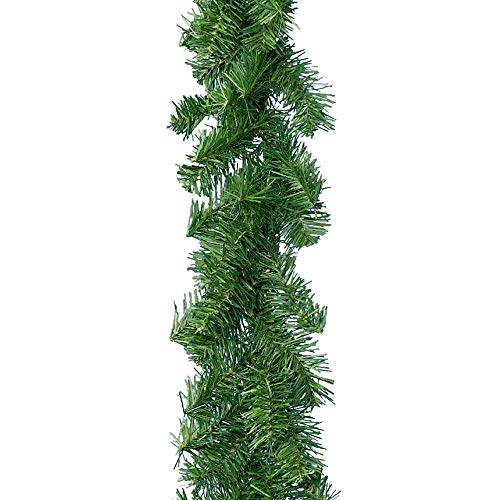 Christmas Canadian Pine Cosmos Garland with 180 tips