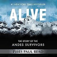 Alive audio book