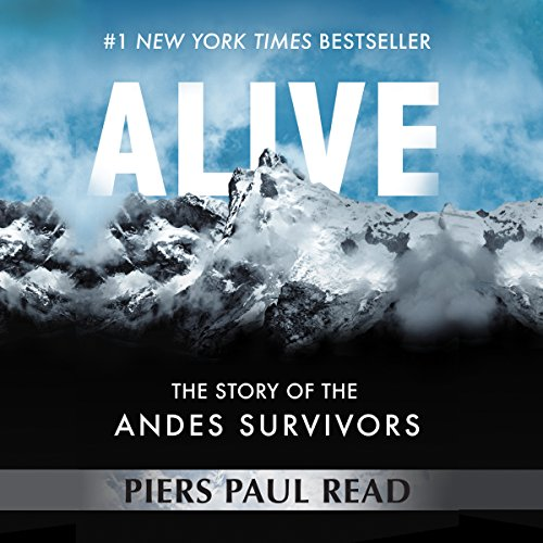 Alive audiobook cover art