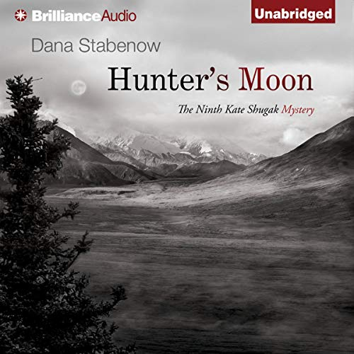 Hunter's Moon audiobook cover art