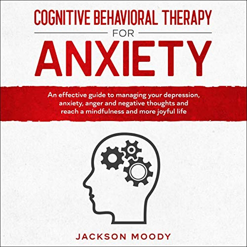 Cognitive Behavioral Therapy for Anxiety cover art