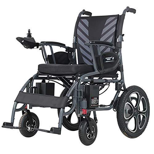 Ainidema Elektrische rolstoel, lichtgewicht, dual functie, vetable powerbank, step voor ouderen en gehandicapten.