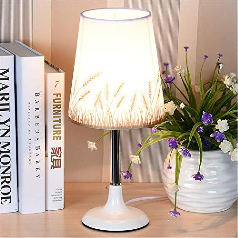 Ehime Moderne minimalistische kreative Mode der Tischlampenschlafzimmer-Nachttischlampe
