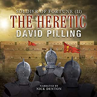 Soldier of Fortune (II): The Heretic cover art
