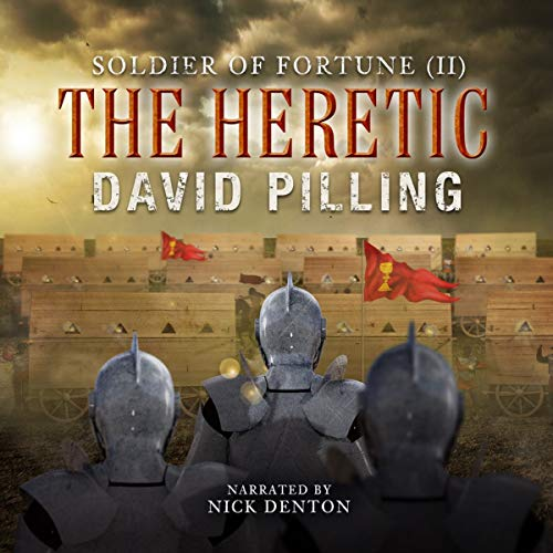 Soldier of Fortune (II): The Heretic audiobook cover art