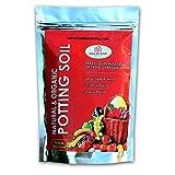 Casa De Amor Essential Natural Potting Soil Mix with Organic Fertilizer for Flowers