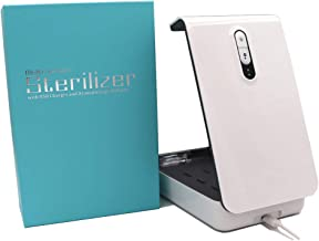 Cell Phone/Mobile Phone Sanitizer and Charger; UV Light Disinfection for iPhone and Android Phones; Aromatherapy with Essential Oils Diffuser
