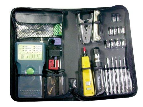 Philex 76604R - Kit di strumenti per installazione LAN