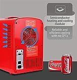 Coca-Cola-KWC4-Mini-Kühlschrank - 4