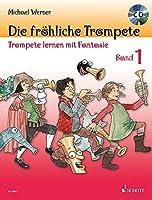 Die froehliche Trompete 1 mit CD