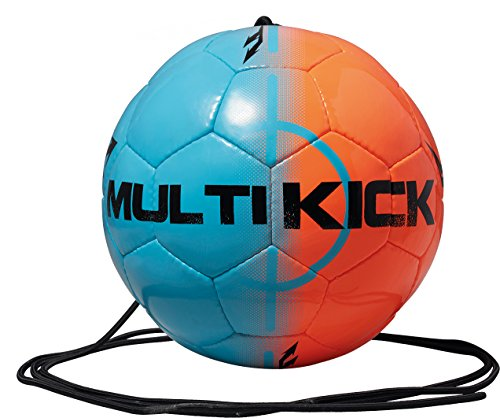Derbystar Multikick, 5, blau orange, 1067500760
