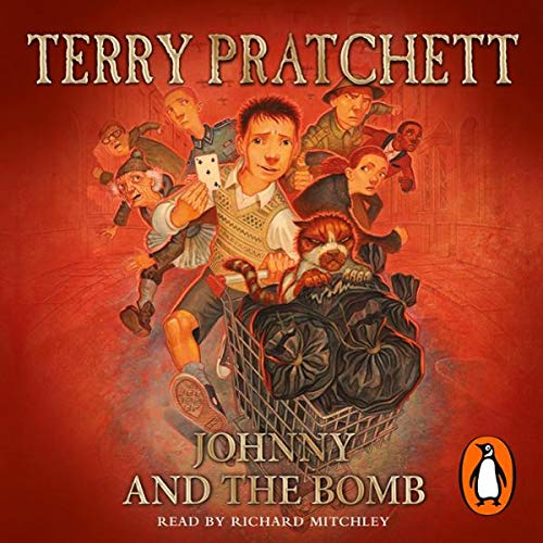Johnny and the Bomb                   By:                                                                                                                                 Terry Pratchett                               Narrated by:                                                                                                                                 Richard Mitchley                      Length: 4 hrs and 53 mins     77 ratings     Overall 4.7