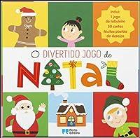 O Divertido Jogo de Natal (Portuguese Edition)