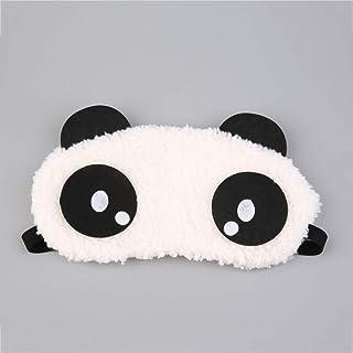 NOTE マスク用睡眠かわいいパンダ睡眠フェイスアイ目隠しアイシェード通気性キッズ女性旅行カバーヘルスケアエイドアイパッチツール