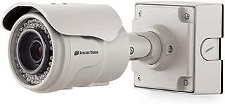 Arecont Vision 1080p MegaView 2, 1920x1080, 30 fps, IR LED Array, Day/Night, 3-9mm, F1.2, Remote Focus, Remote Zoom P-Iris Lens, IP66 AV2225PMIR-S