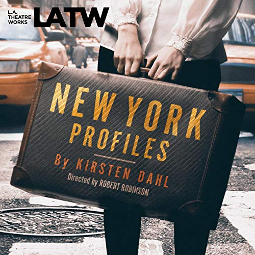 New York Profiles  By  cover art
