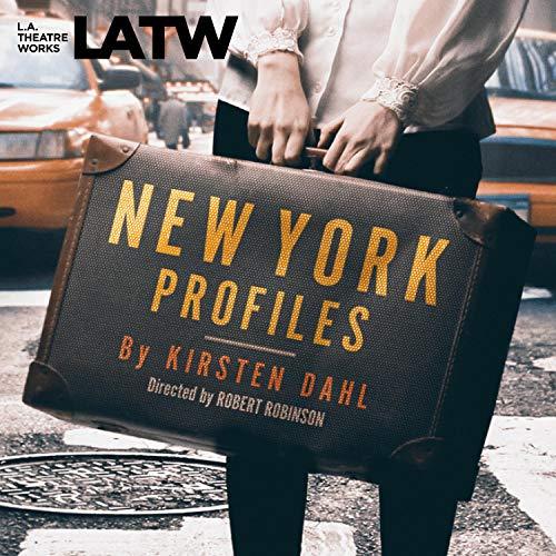 New York Profiles Audiobook By Kirsten Dahl cover art