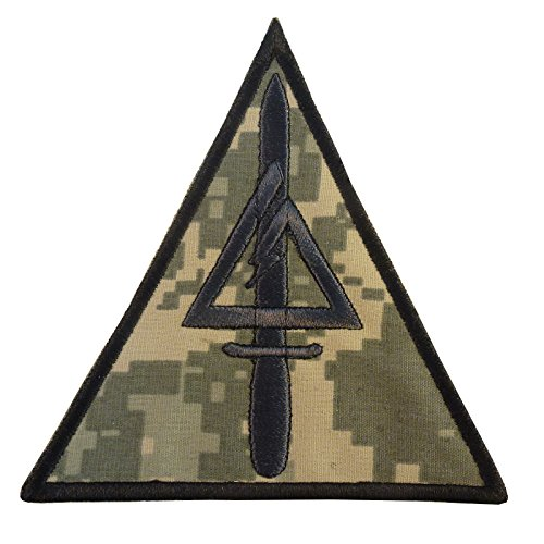 2AFTER1 Multicam Call of Duty COD Delta Force US Army Operational Detachment SFODA-D SFG Sew//Iron on Patch