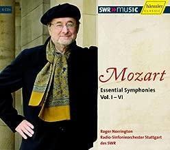 Mozart: Essential Symphonies, Vol. 1-6