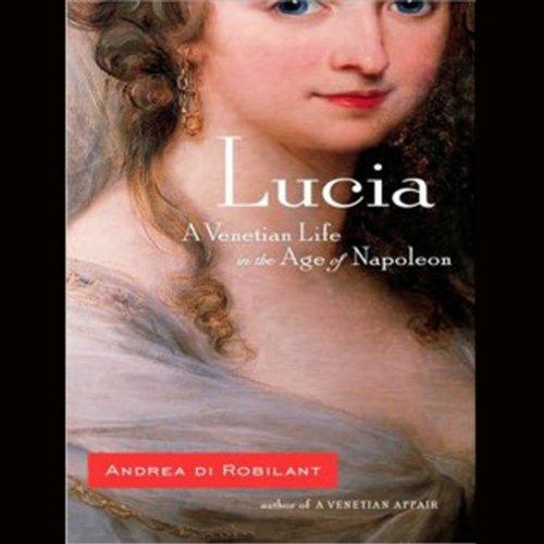 Lucia audiobook cover art