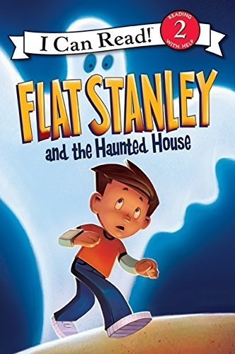 Flat Stanley and the Haunted House (I Can Read!, Level 2) by Jeff Brown (2010-07-27)