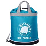 KickIce Dry Bag + Soft Cooler with PVC Free Leakproof Lining + Rolltop Closure for Kayaking, Beach,...