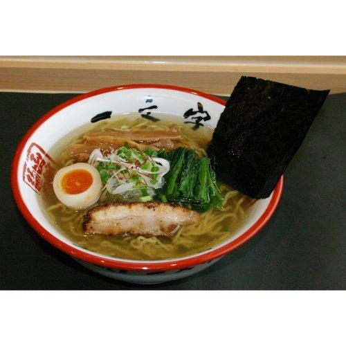 北海道アイランド食品『箱入函館ラーメン一文字』