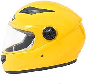 Flip-Up Motorbike Helmets Motocross Enduro Helmet Double Lens Motorcycle Helmet Women Men Adults Scratch-Resistant with HD...