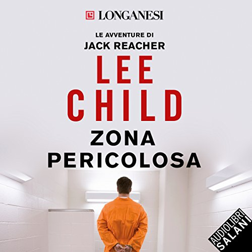 Zona pericolosa audiobook cover art
