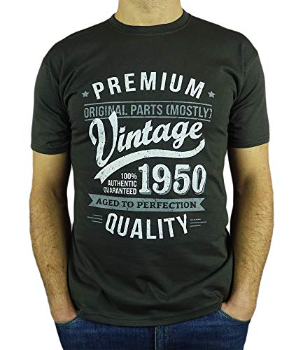 1948 Vintage Year - Aged to Perfection - 70 Cumpleaños