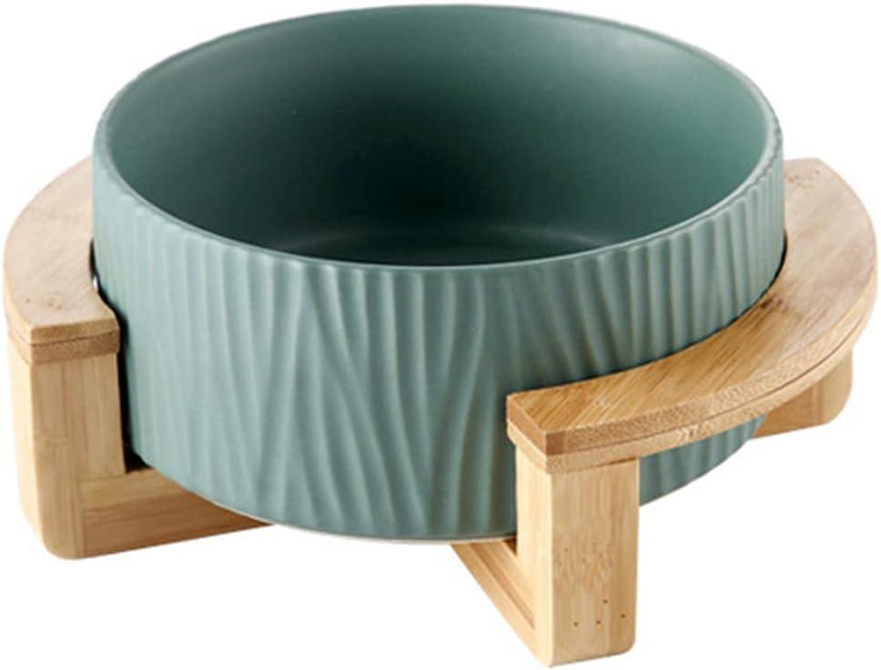 Cat Water Super special price Max 55% OFF Bowl Dog Food Ra Dishes Ceramic Pet