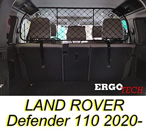 ERGOTECH Rejilla Separador protección RDA65c-XL klr018.1, para Perros y Maletas. Segura, Confortable, Garantizada!