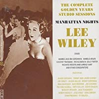 Complete Golden Years Studio Sessions by Lee Wiley