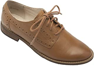 PIC/PAY Jamie Women's Oxford - Classic Lace-up Oxford Shoe