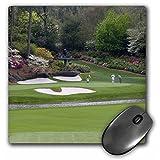 3Dローズ エンジェル ウィングズ デザイン ゴルフ - マスターズ - オーガスタス アーメン コーナー ゴルフ コース - 夢が生まれ失われうところ - マウス パッド - マウスパッド - mp_48684_1 (並行輸入)