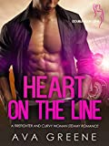 HEART ON THE LINE: A Firefighter and Curvy Woman Steamy Romance (Double-edge Love Book 6) (English Edition)