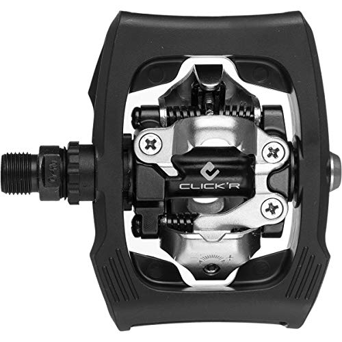 SHIMANO PD-T400 Click'R Clipless-Pedale (schwarz)