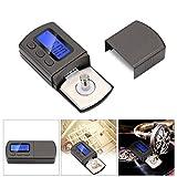Medidor digital portátil de alta precisión Turntable Stylus Force Meter Escala...