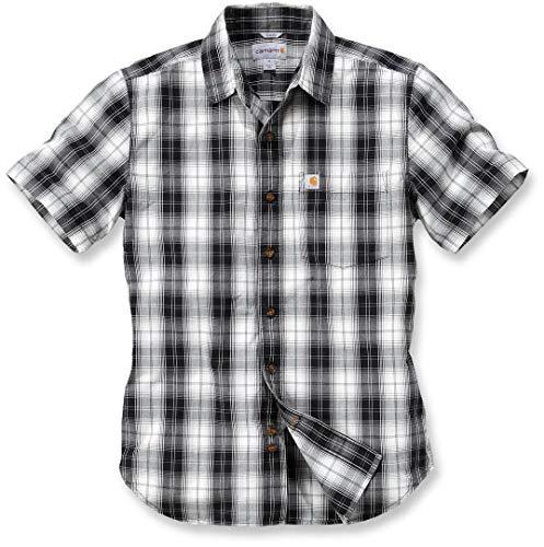 Carhartt Slim Fit Plaid Shirt S/S - Freizeithemd