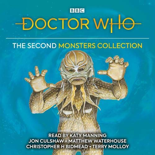 Doctor Who: The Second Monsters Collection cover art