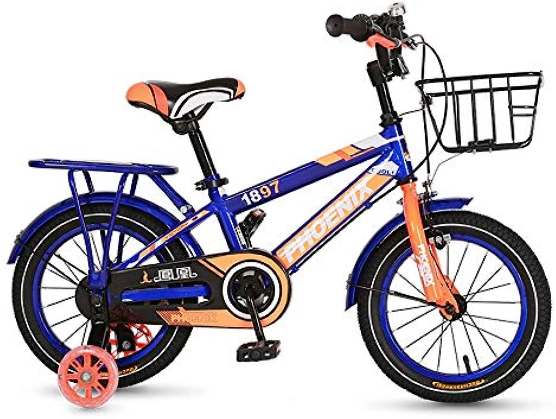 TSDS Kinderfahrrad Outdoor Fahrrad Rot Blau Wei 14 Zoll Fahrrad Mode Mountainbike
