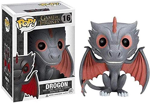 A-Generic Toy Dragon Daenerys Drogon Serie de TV Juego de Tronos Modelo Juguete de Regalo