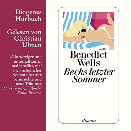 Becks letzter Sommer audiobook cover art