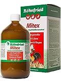 Röhnfried Mitex Insektizid gegen Ungeziefer (1000 ml), flüssiges Konzentrat mit Permethrin als Mittel gegen alle Insekten wie Milben, Ameisen & Flöhe